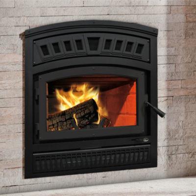 Valcourt FP10 Lafayette, Woodburning, Zero Clearance Fireplace