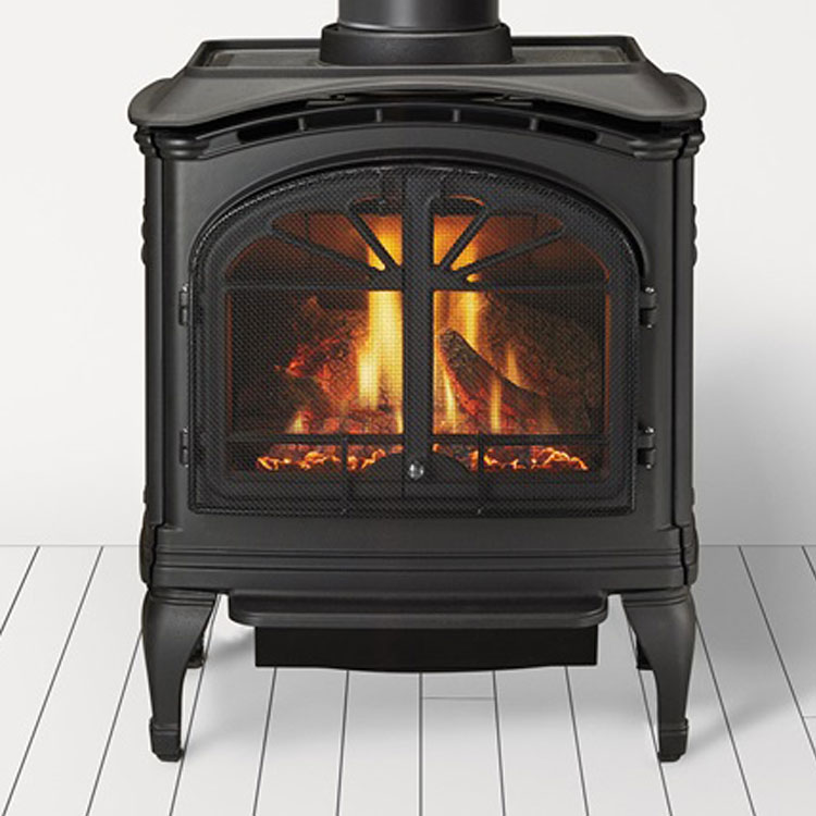 Heat & Glo Tiara Petite, Gas, Freestanding Stove