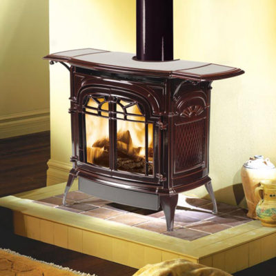 Vermont Castings Stardance, Gas, Freestanding Stove