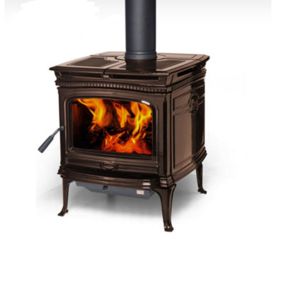 Pacific Energy Alderlea T4 Classic, Woodburning, Freestanding Stove