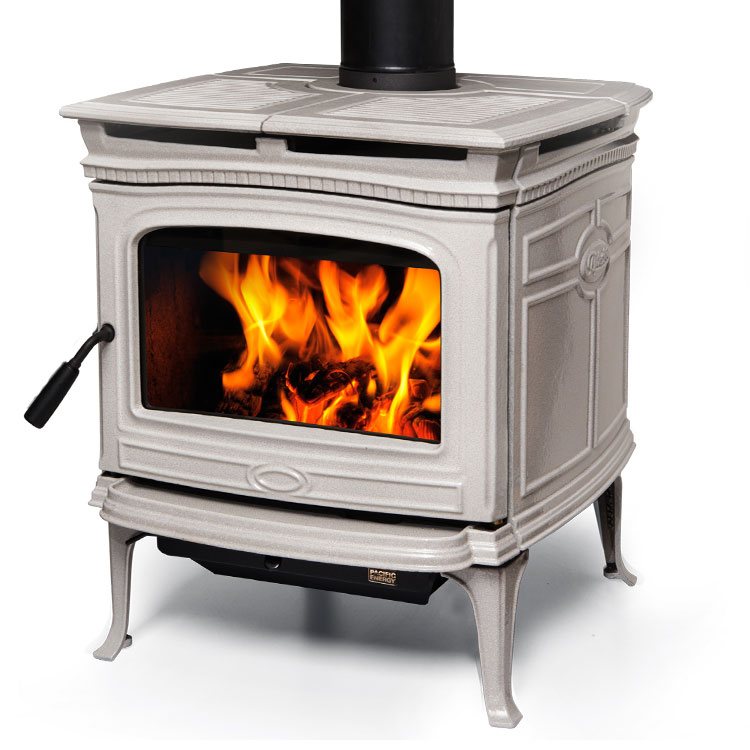 Pacific Energy Alderlea T5 Classic, Woodburning, Freestanding Stove
