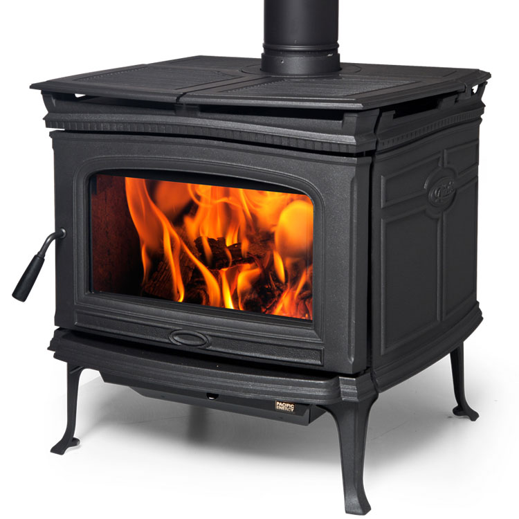 Pacific Energy Alderlea T6, Woodburning, Freestanding Stove