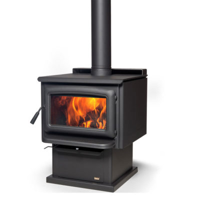 Pacific Energy Summit, Woodburning, Freestanding Stove