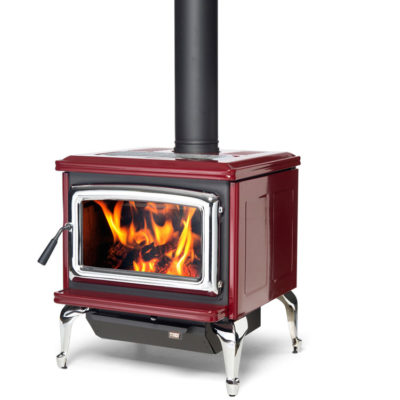 Pacific Energy Summit Classic, Woodburning, Freestanding Stove