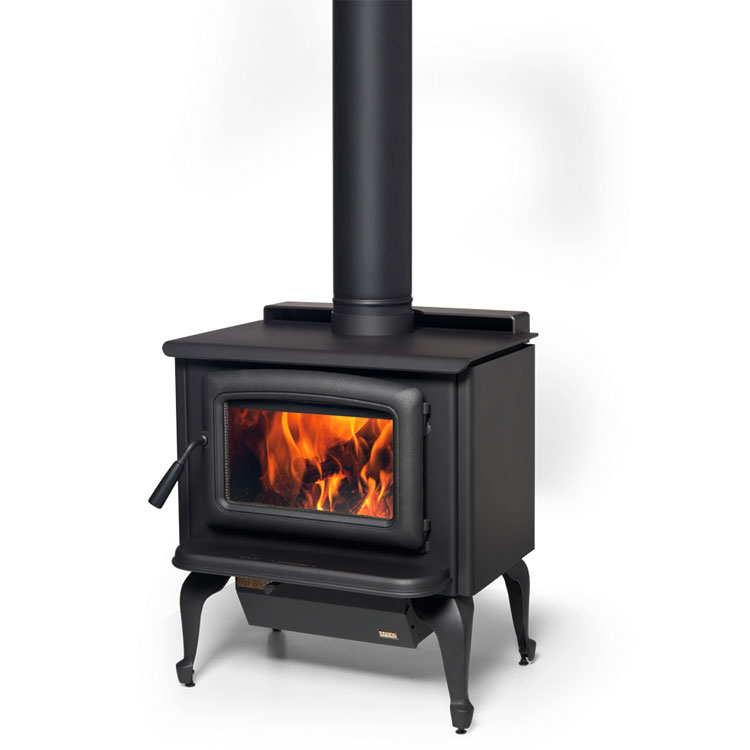 Pacific Energy Vista, Woodburning, Freestanding Stove