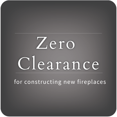 Zero Clearance Electric Fireplaces